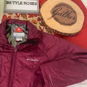 📌Columbia Omni-Heat jacket- sz L